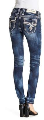 Rock Revival Faded Skinny Jeans