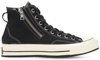 Converse Special Project Chuck Taylor 70's Sneakers W/ Riri Zip
