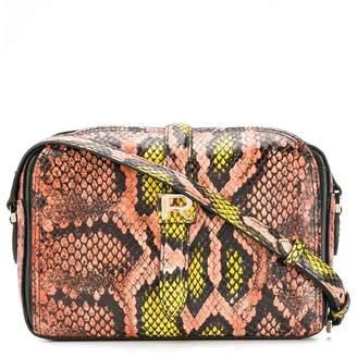 Rochas snakeskin effect crossbody bag