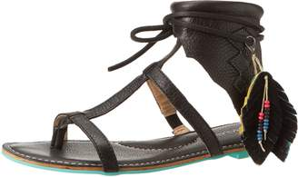 Koolaburra Women's Roquel Gladiator Sandal