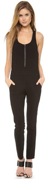 A.L.C. Crepe Jumpsuit