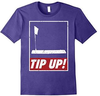 Ice Fishing Tip Up! T-Shirt