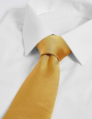 Marks and Spencer Pure Silk Satin Twill Tie