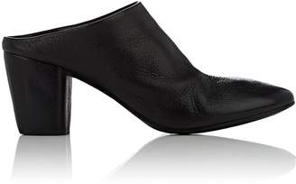 Marsèll Women's Block-Heel Leather Mules