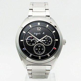 agnès b. (アニエス ベー) - アニエスベー agnesb マルセイユ クロノグラフ ソーラー FBRD978 [国内正規品] メンズ 腕時計 時計