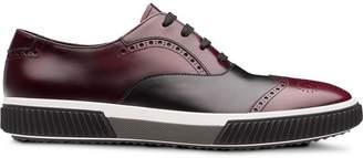Prada two-tone sneakers