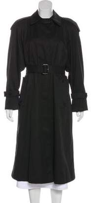 Aquascutum London Long Trench Coat
