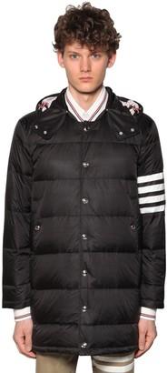 Thom Browne Hooded Down Jacket