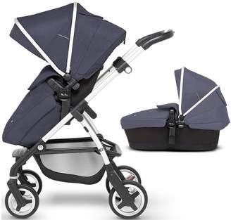 Silver Cross Wayfarer Satin Pram & Pushchair Bundle