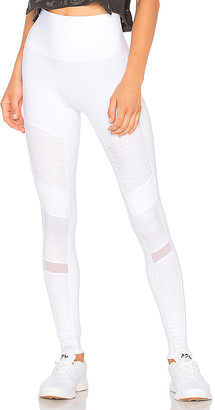 Alo High Waist Moto Legging