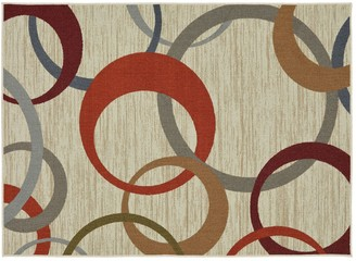 Mohawk Home Picturale Geometric Rug
