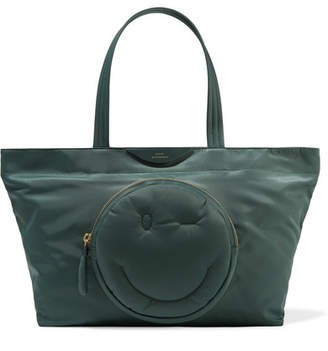 Anya Hindmarch Chubby Medium Shell Tote - Army green