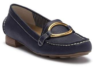 Anne Klein Harmonie Perforated Bit Loafer