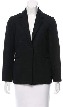 Zero Maria Cornejo Tailored Wool Jacket