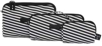 Ju-Ju-Be 'Be Set - Onyx Collection' Top Zip Cases