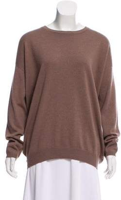 Brunello Cucinelli Cashmere Long Sleeve Sweater