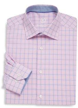 Bugatchi Checked Dress Shirt
