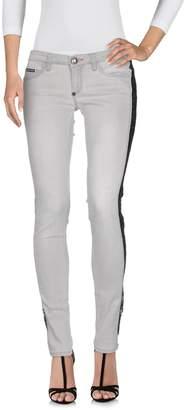 Philipp Plein Denim pants - Item 42666625EW