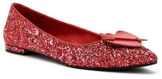 Katy Perry The Cupid Glitter Ballet Flat