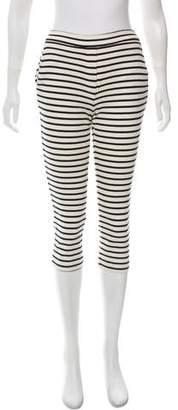 Hatch Striped Capri Pants w/ Tags