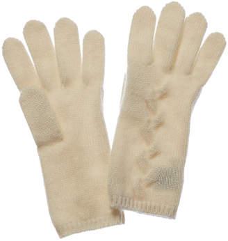 Portolano Cashmere Cable Glove