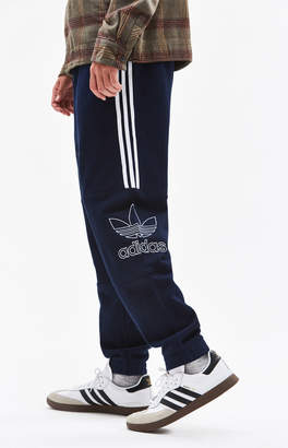 adidas Outline Navy Sweatpants