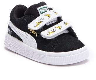 Puma Minions Suede V Sneaker (Toddler)