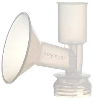 Ameda Maymom Breast Shield Flange for Breast Pumps (31 mm, Large, 1-Piece) by Maymom