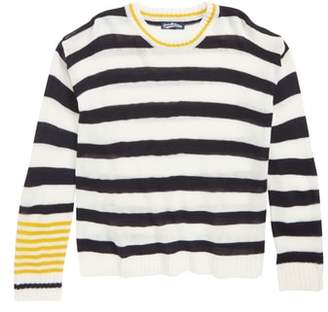 Freshman Mix Stripe Sweater