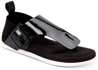 Calvin Klein Women's Dionay Flat Sandals Women's Shoes