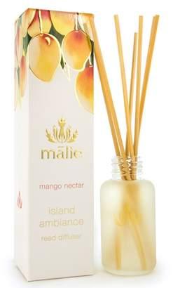 Malie Organics Island Ambience(TM) Mango Nectar Reed Diffuser