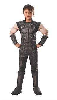 Deerfield Thor Deluxe Infinity War Costume Size 7-8