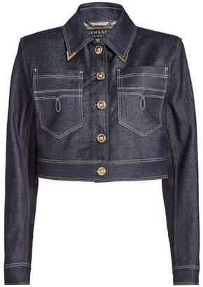 Versace Western Denim Jacket