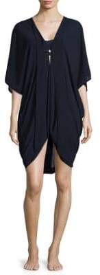 Malia Mills Flowy Self-Tie Robe