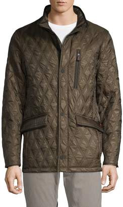 Rainforest Heat System Quilted Long Sleeve Jacket
