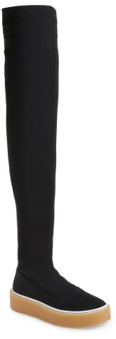 Women's Free People Outer Limits Thigh High Boot