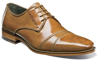 Stacy Adams Talbot Braided Cap Toe Oxford