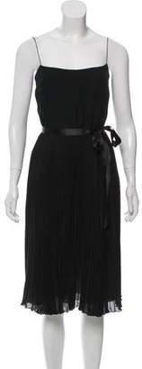 Ralph Lauren Silk Midi Dress