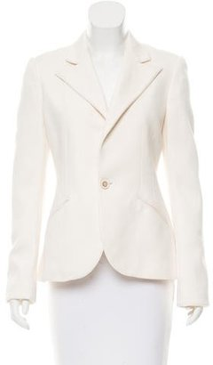 Ralph Lauren Collection Structured Knit Blazer
