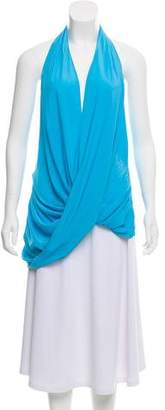 Ramy Brook Draped Halter Top