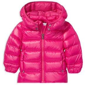 Ralph Lauren Girls' Quilted Jacket - Baby