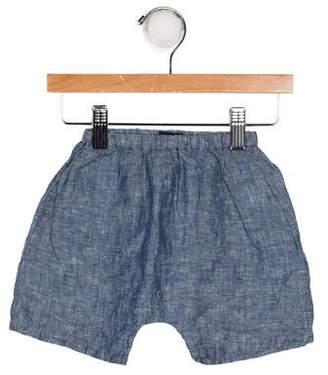 Makie Girls' Linen Shorts