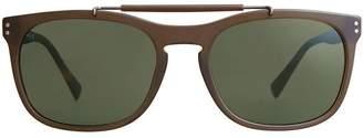 Burberry Top Bar Square Frame Sunglasses
