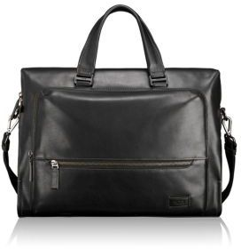 TumiTumi Madden Leather Briefcase