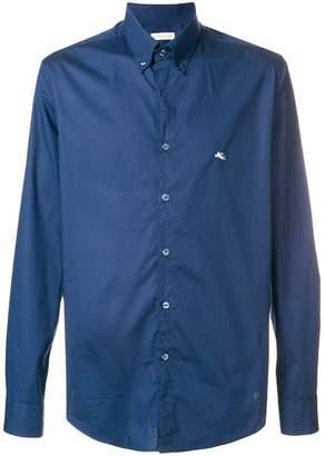 Etro button down collar shirt