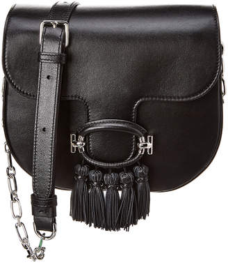Tod's T Ring Leather Crossbody
