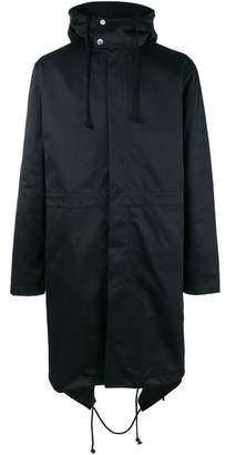 Raf Simons Detlef E81 Parka with removable jacket