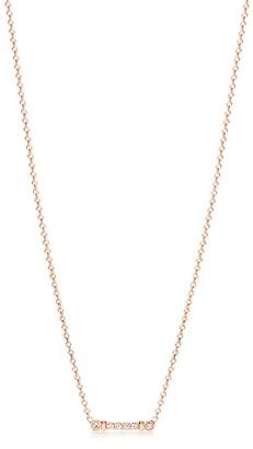 62e36a6016c67 Gold Bar Pendant Necklace - ShopStyle UK