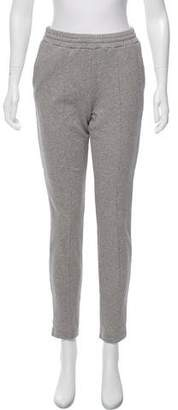 Alexander Wang Mid-Rise Skinny Sweatpants