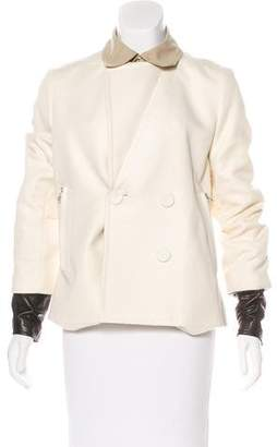 3.1 Phillip Lim Layered Long Sleeve Blazer